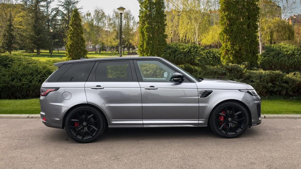 Land Rover Range Rover Sport 5.0 V8 S/C 575 SVR 5dr image 5