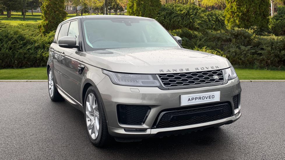 Land Rover Range Rover Sport 3.0 SDV6 HSE Dynamic 5dr  Diesel Automatic Hatchback (2019) image