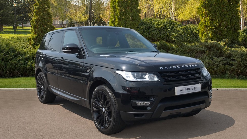Land Rover Range Rover Sport 3.0 SDV6 [306] HSE Dynamic 5dr MeridianTM Sound System, Fixed panoramic roof Diesel Automatic 4x4