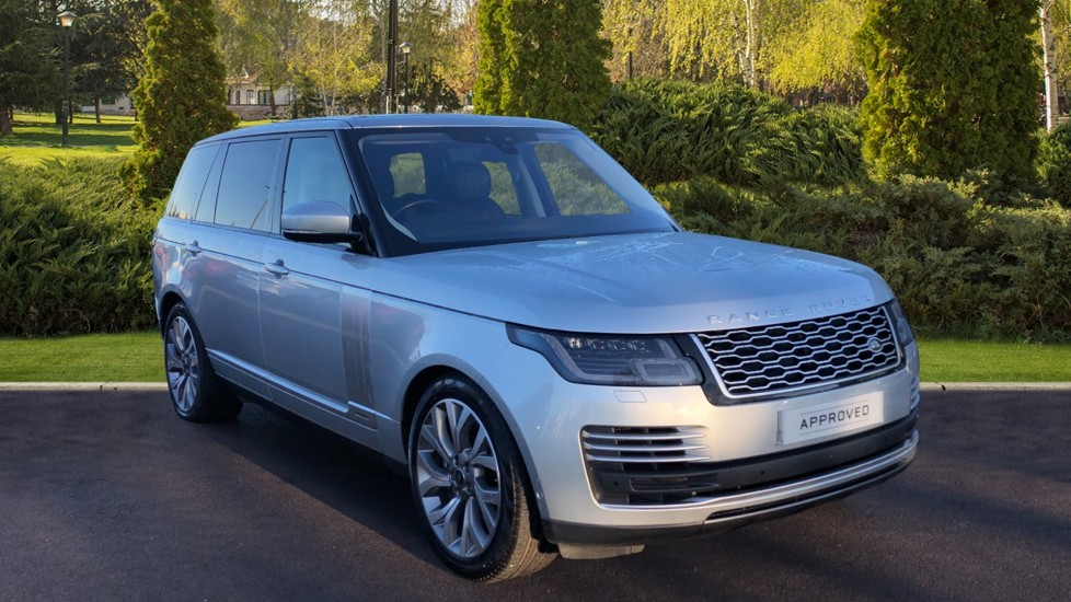 Land Rover Range Rover 4.4 SDV8 Autobiography LWB 4dr Auto Diesel Automatic 5 door Estate (2019)