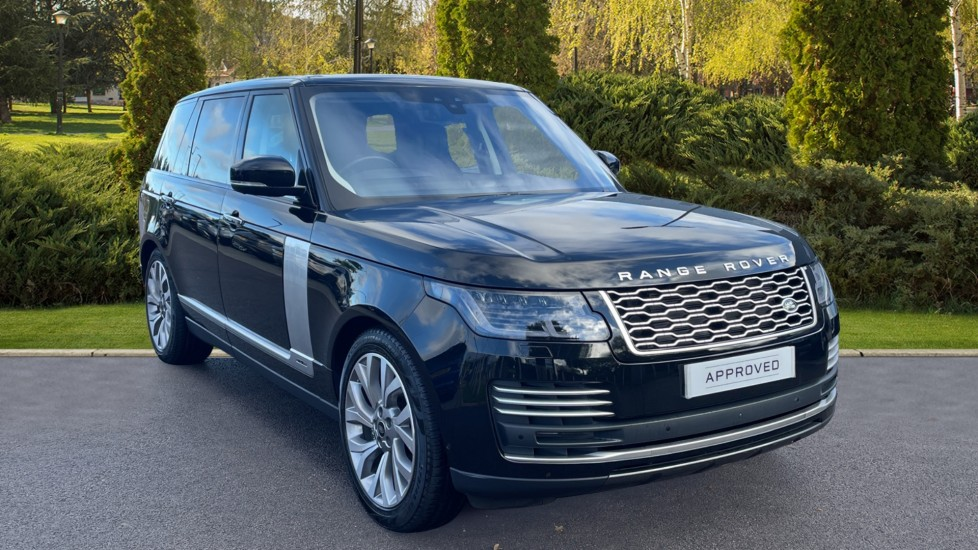 Land Rover Range Rover 3.0 D350 Autobiography LWB 4dr Sliding panoramic roof 10 inch Rear Seat Entertainment Diesel Automatic 5 door 4x4 (2020) image