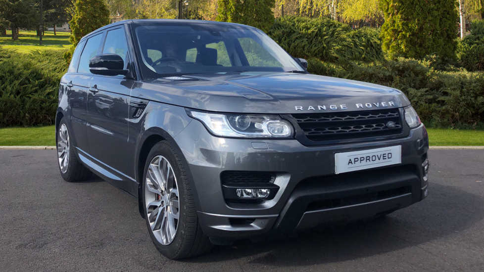 Land Rover Range Rover Sport 3.0 SDV6 [306] Autobiography Dynamic 5dr Diesel Automatic Estate (2016)