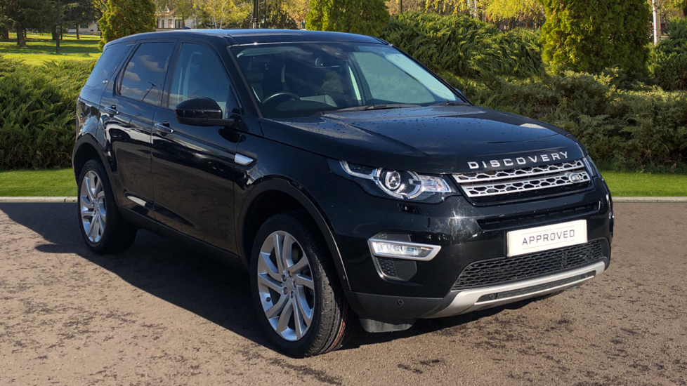 Land Rover Discovery Sport 2.0 SD4 240 HSE Luxury 5dr Diesel Automatic 4x4 (2017)
