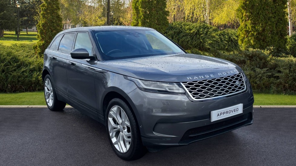 Land Rover Range Rover Velar 2.0 D240 HSE Fixed panoramic roof Meridian Surround Sound System Diesel Automatic 5 door 4x4