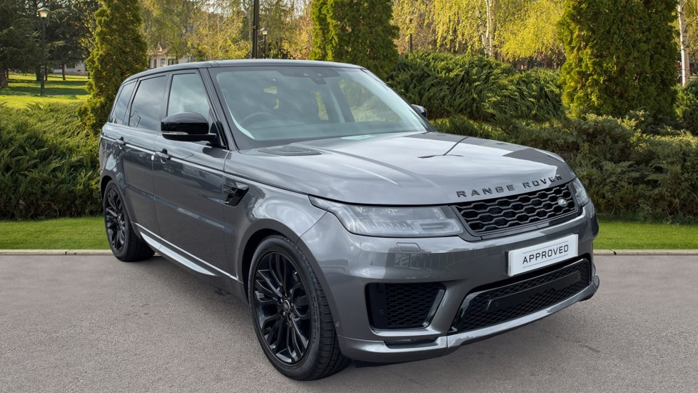 Land Rover Range Rover Sport 3.0 SDV6 Autobiography Dynamic 5dr [7 Seat] 8 inch Rear Seat Entertainment, Sliding panoramic roof. Diesel Automatic 4x4
