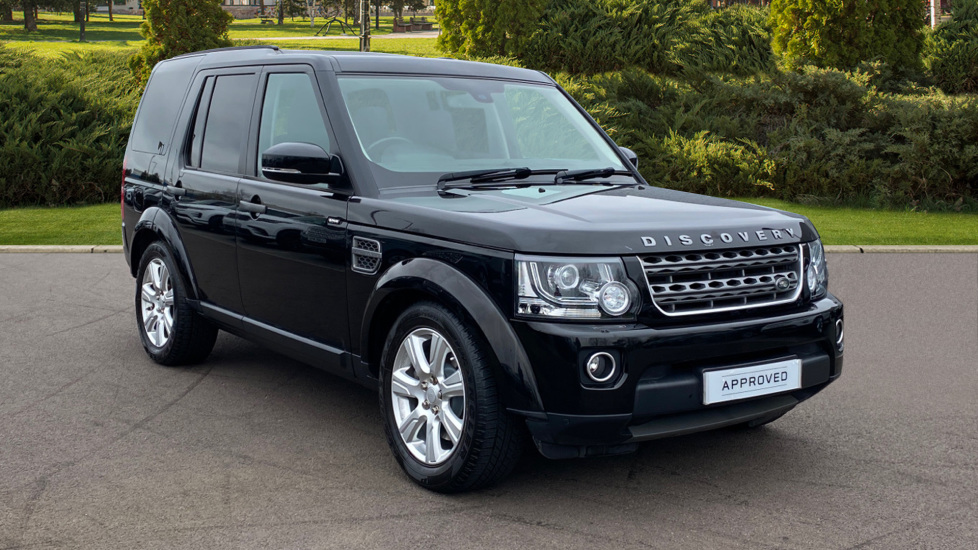 Land Rover Discovery 3.0 SDV6 SE Tech 5dr Diesel Automatic 4x4 (2014)