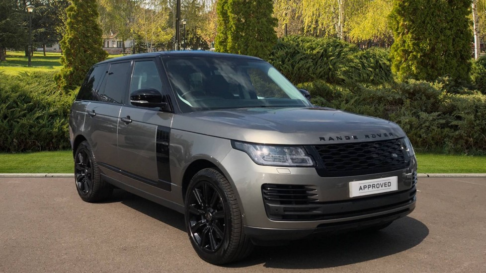 Land Rover Range Rover 2.0 P400e Autobiography 4dr Heated steering wheel, MeridianTM Surround Sound System Petrol/Electric Automatic 5 door 4x4