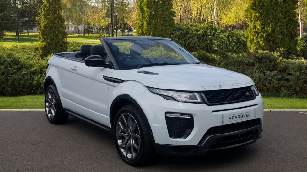 Land Rover Range Rover Evoque 2.0 TD4 HSE Dynamic Lux 2dr Diesel Automatic Convertible (2016)