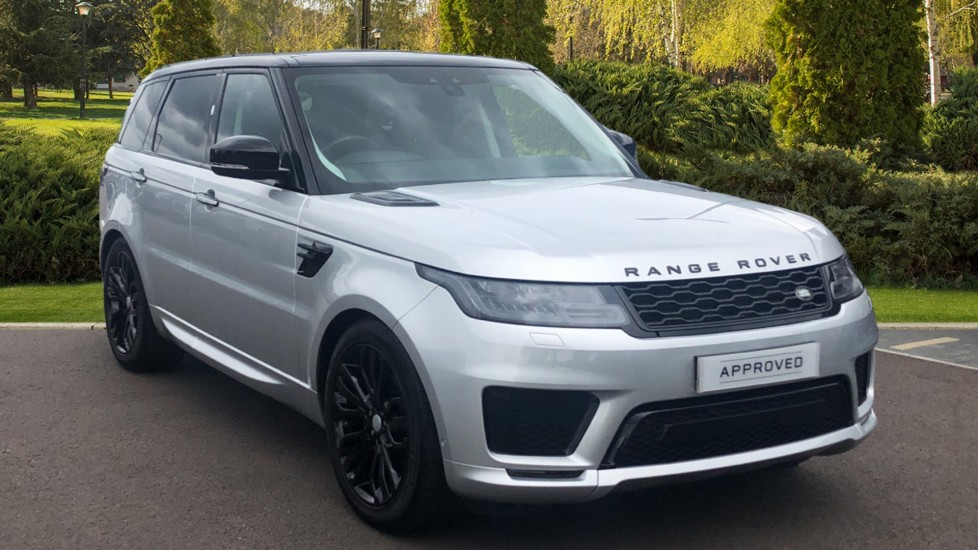 Land Rover Range Rover Sport 3.0 SDV6 Autobiography Dynamic 5dr [7 Seat] Diesel Automatic Estate (2018)