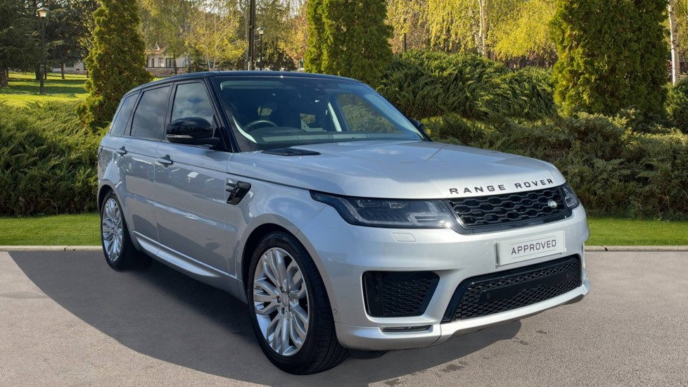 Land Rover Range Rover Sport 3.0 SDV6 Autobiography Dynamic 5dr [7 Seat] Diesel Automatic 4x4 (2019) image