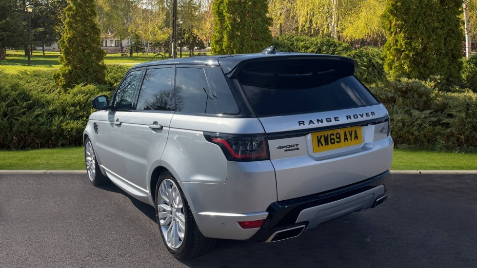 Land Rover Range Rover Sport 3.0 SDV6 Autobiography Dynamic 5dr [7 Seat] image 2