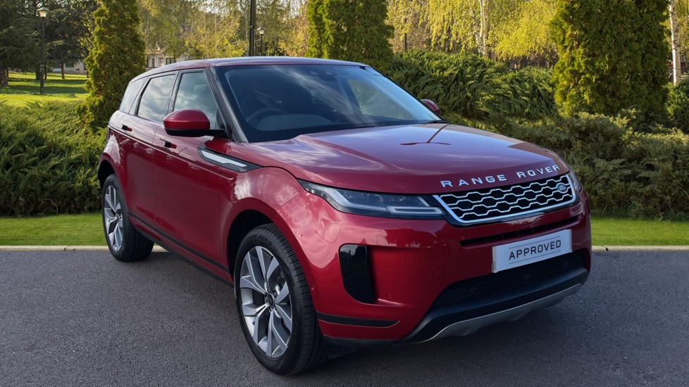 Land Rover Range Rover Evoque 2.0 D180 HSE 5dr 16-way Heated Electric Memory front seats Adaptive Cruise Control with Stop & Go Diesel Automatic Hatchback