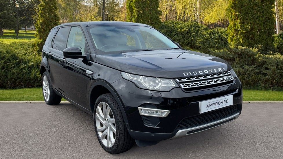 Land Rover Discovery Sport 2.2 SD4 HSE Luxury Fixed panoramic roof MeridianTM Surround Sound System Diesel Automatic 5 door 4x4
