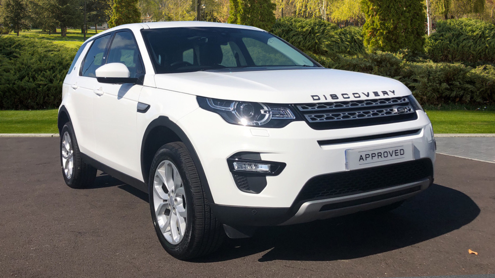 Land Rover Discovery Sport 2.0 Si4 240 HSE 5dr Automatic 4x4 (2018)