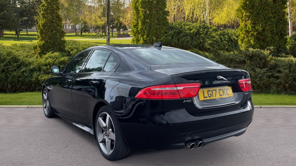 Jaguar XE 2.0d [180] R-Sport 4dr Heated front seats Privacy glass image 2