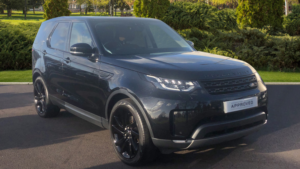 Land Rover Discovery 3.0 Supercharged Si6 HSE 5dr Automatic 4x4 (2017)