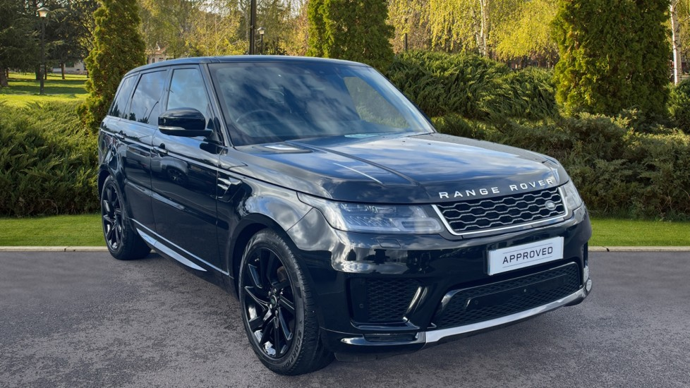 Land Rover Range Rover Sport 3.0 SDV6 HSE [7 Seat] Sliding panoramic roof, 360-degree Surround Camera Diesel Automatic 5 door 4x4