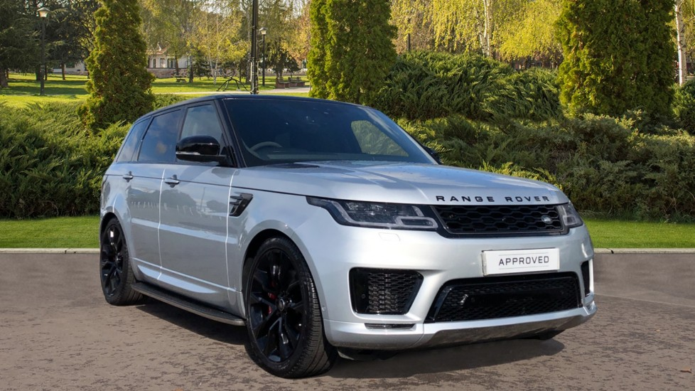 Land Rover Range Rover Sport 3.0 P400 HST 5dr Automatic Estate (2019)