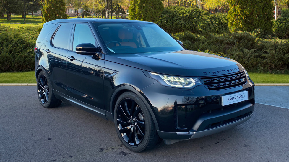Land Rover Discovery 3.0 Supercharged Si6 HSE 5dr Automatic 4x4 (2017) at Land Rover Hatfield thumbnail image