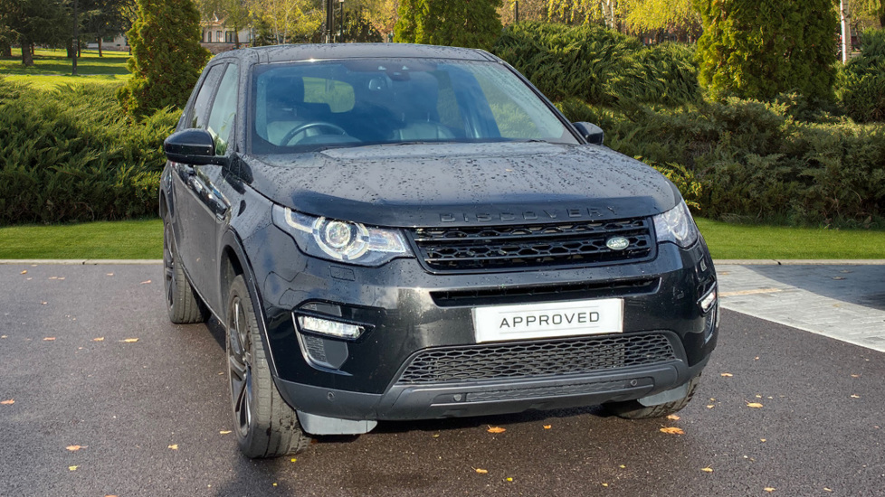 Land Rover Discovery Sport 2.0 TD4 180 HSE Black 5dr Diesel Automatic Hatchback (2016.5) image