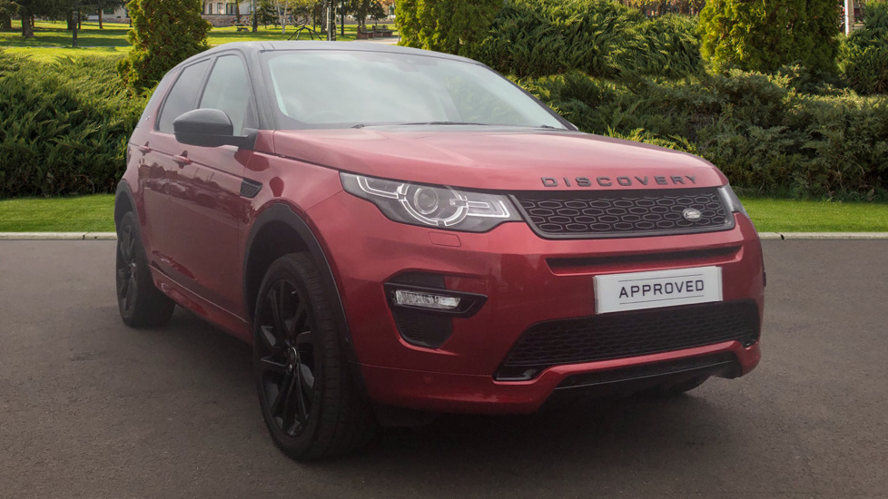 Land Rover Discovery Sport 2.0 TD4 180 HSE Dynamic Lux 5dr Diesel Automatic 4x4 (2017)