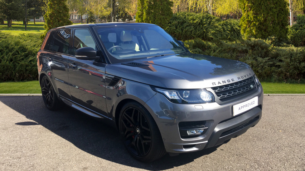 Land Rover Range Rover Sport 3.0 SDV6 [306] Autobiography Dynamic 5dr Diesel Automatic Estate (2017) image
