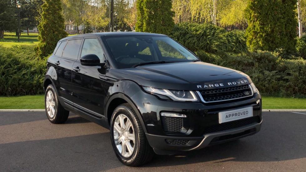 Land Rover Range Rover Evoque 2.0 TD4 SE Tech 5dr Diesel Hatchback (2017)
