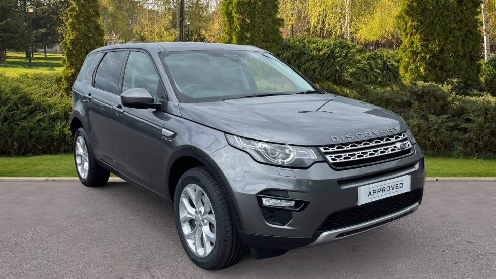 Land Rover Discovery Sport 2.2 SD4 HSE 5dr Heated front seats, Power-fold, heated door mirrors Diesel Automatic 4x4