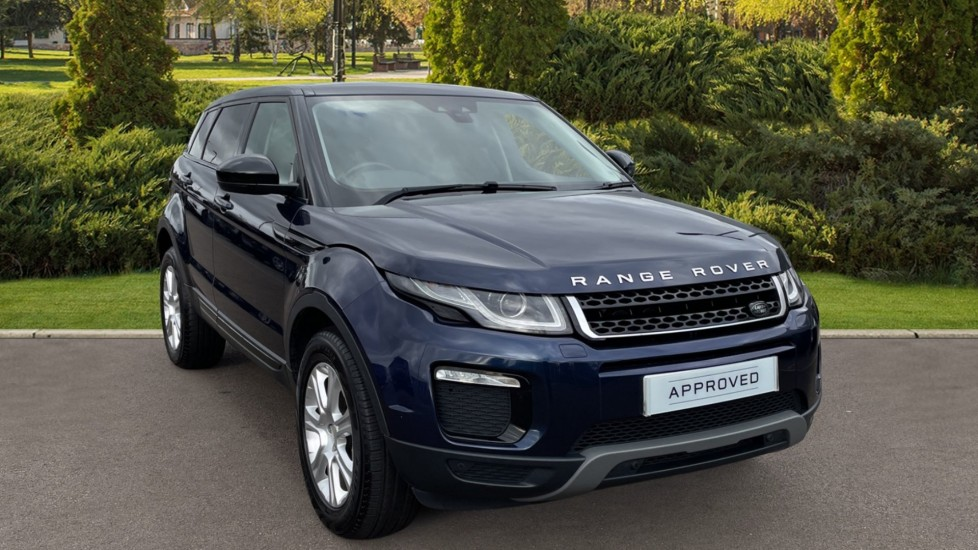 Land Rover Range Rover Evoque 2.0 TD4 SE Tech 5dr Diesel Automatic Hatchback (2017) at Land Rover Hatfield thumbnail image