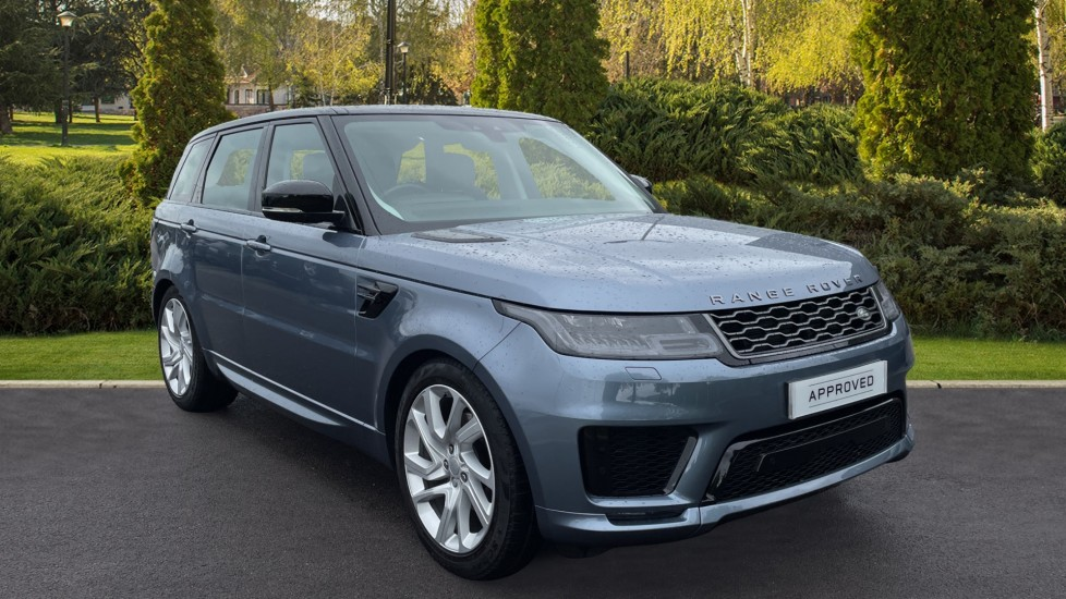 Land Rover Range Rover Sport 3.0 SDV6 HSE Dynamic 5dr Heated front and rear seats  MeridianTM Sound System Diesel Automatic 4x4