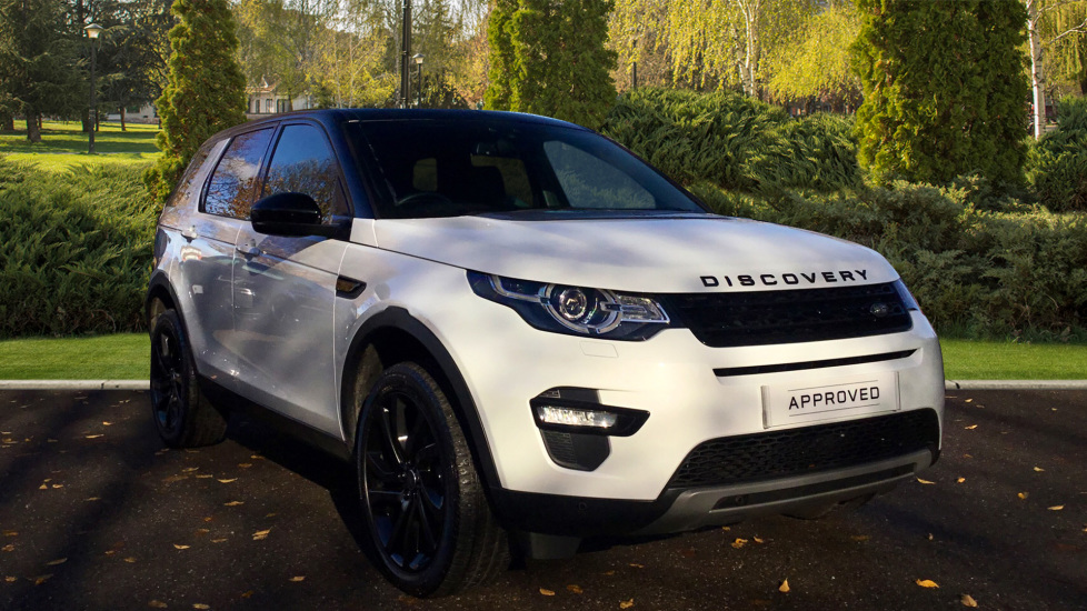 Land Rover Discovery Sport 2.0 TD4 180 HSE Black 5dr Diesel Automatic 4x4 (2017)