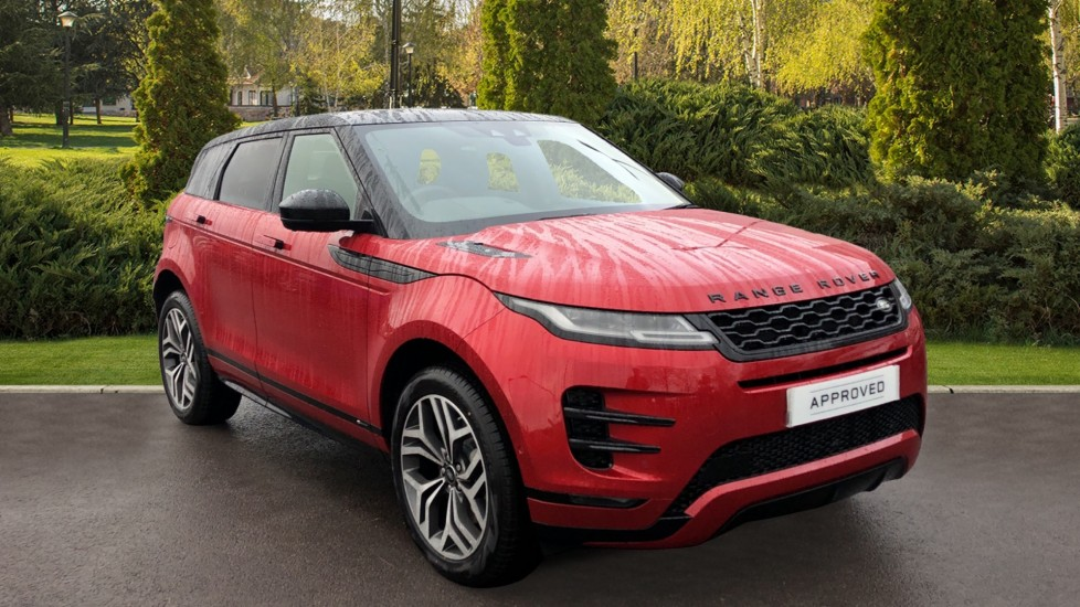 Land Rover New Range Rover Evoque 1.5 P300e R-Dynamic HSE 5dr Auto Petrol/Electric Automatic Hatchback (2020)