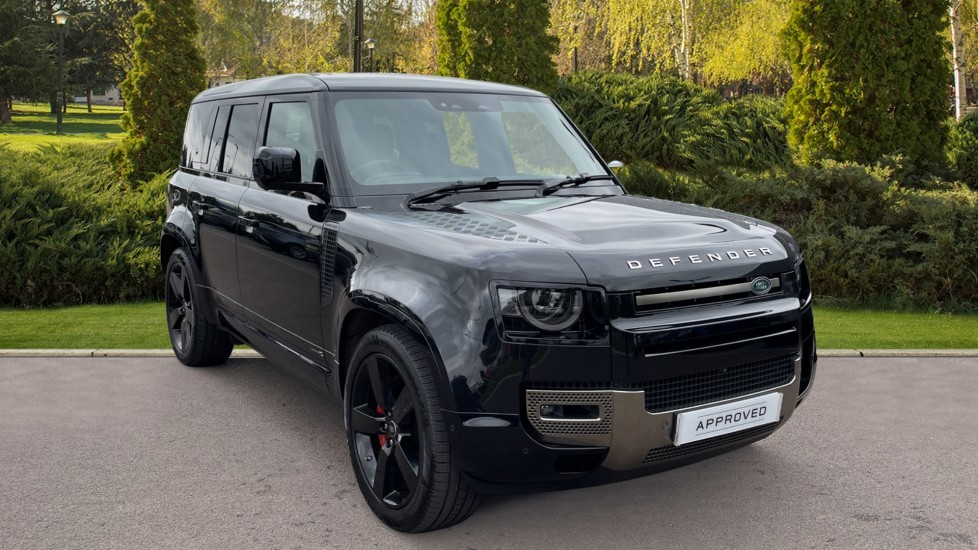 Land Rover Defender 3.0 P400 X 110 [7 Seat] 3D Surround Camera System, Privacy glass Automatic 5 door 4x4 image