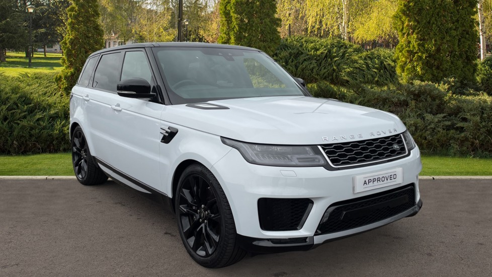 Land Rover Range Rover Sport 3.0 P400 HSE 5dr Automatic 4x4 (2020) image