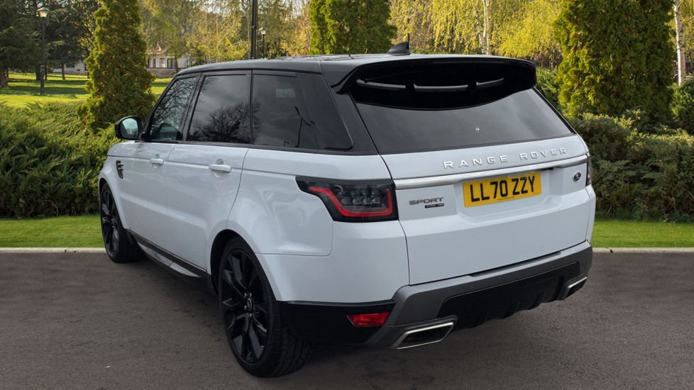 Land Rover Range Rover Sport 3.0 P400 HSE 5dr image 2