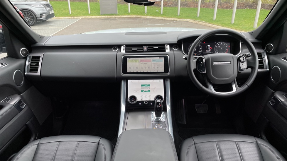 Land Rover Range Rover Sport 3.0 P400 HSE 5dr image 9