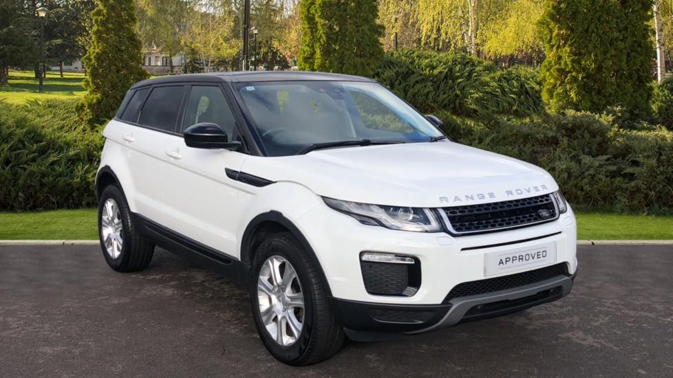 Land Rover Range Rover Evoque 2.0 TD4 SE Tech 5dr Diesel Automatic Hatchback (2017)