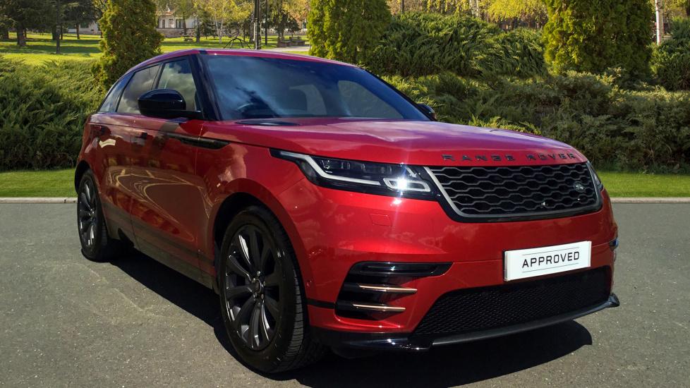 Land Rover Range Rover Velar 2.0 D240 R-Dynamic SE 5dr Diesel Automatic Estate (2018)
