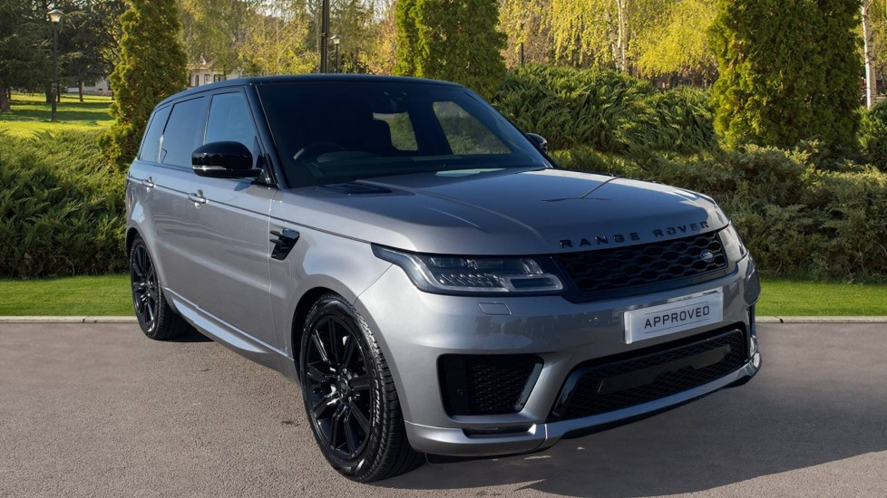 Land Rover Range Rover Sport 3.0 D300 HSE Dynamic 5dr [7 Seat] Heated front and rear seats Heated steering wheel Diesel Automatic 4x4 available from Land Rover Swindon thumbnail image