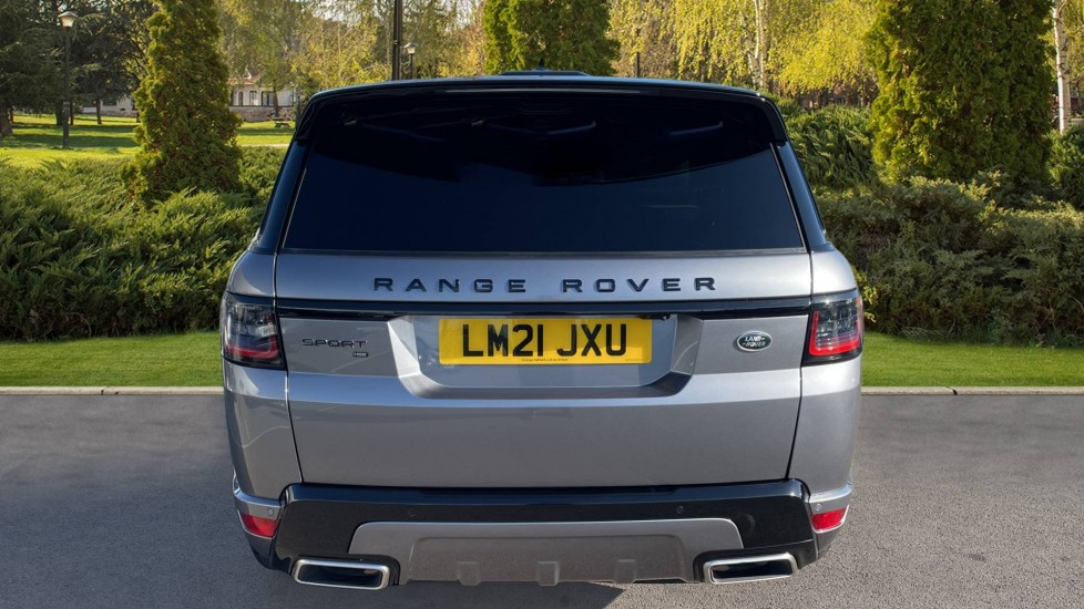 Land Rover Range Rover Sport 3.0 D300 HSE Dynamic 5dr [7 Seat] Heated front and rear seats Heated steering wheel image 6