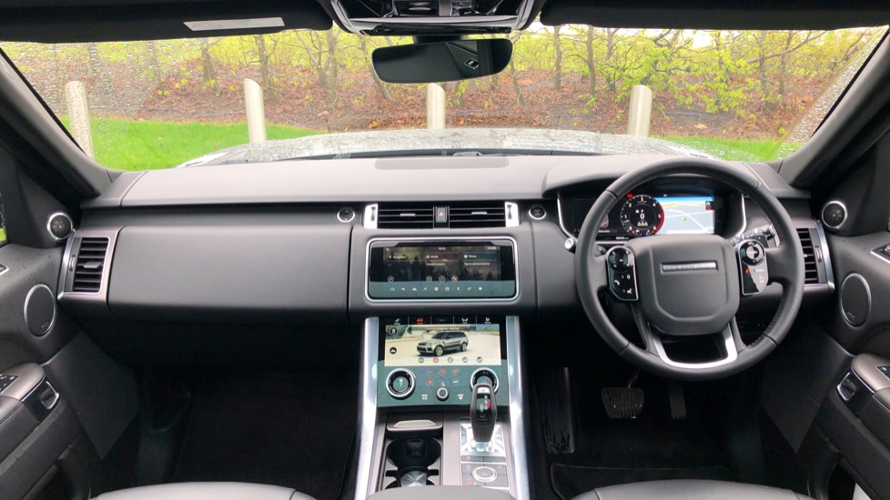 Land Rover Range Rover Sport 3.0 SDV6 HSE 5dr image 9