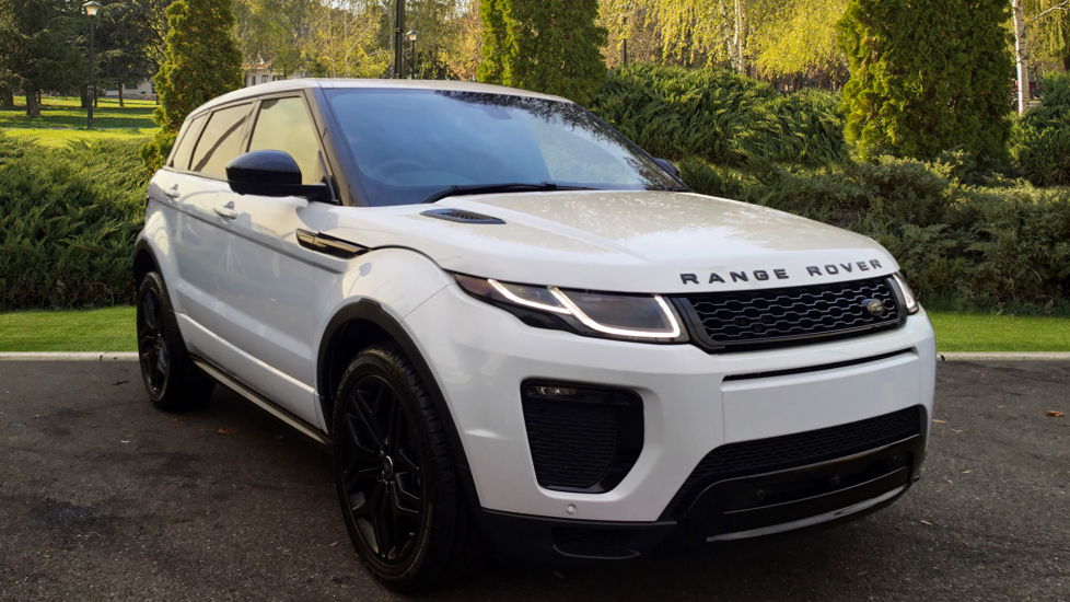 Land Rover Range Rover Evoque 2.0 SD4 HSE Dynamic 5dr Auto Diesel Automatic Hatchback (2018)