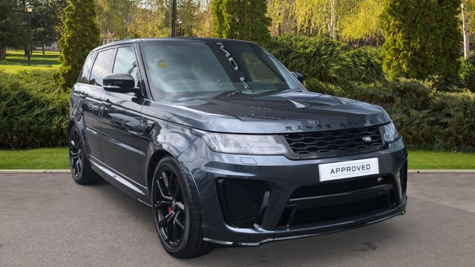 Land Rover Range Rover Sport 5.0 V8 S/C 575 SVR 5dr Automatic Estate (2019) image