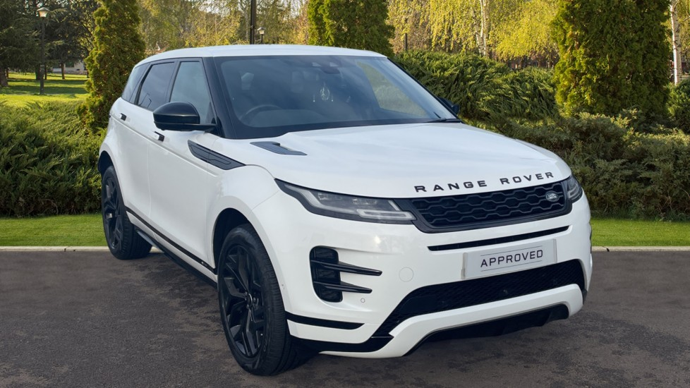 Land Rover Range Rover Evoque 2.0 D180 R-Dynamic HSE 5dr Diesel Automatic 4x4 (2019)