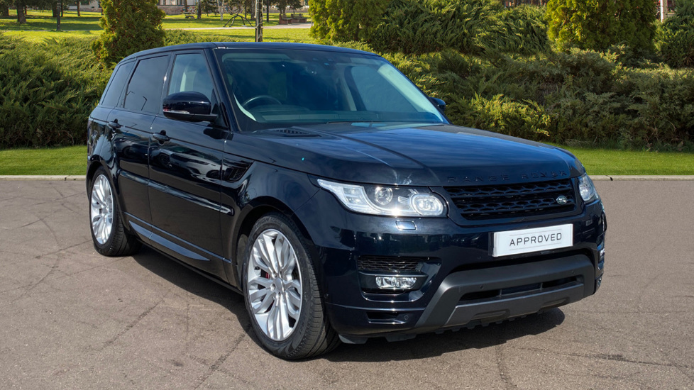 Land Rover Range Rover Sport 3.0 SDV6 [306] HSE Dynamic 5dr Diesel Automatic Estate (2017)