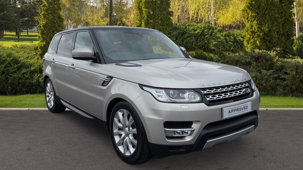 Land Rover Range Rover Sport 3.0 SDV6 [306] HSE 5dr Diesel Automatic 4x4