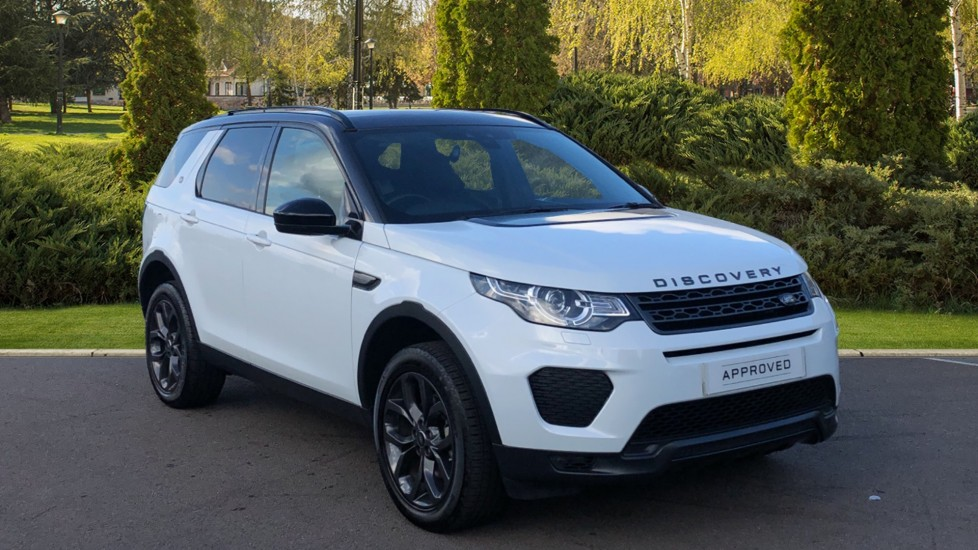 Land Rover Discovery Sport 2.0 TD4 180 Landmark 5dr Diesel Automatic 4x4 (2019)