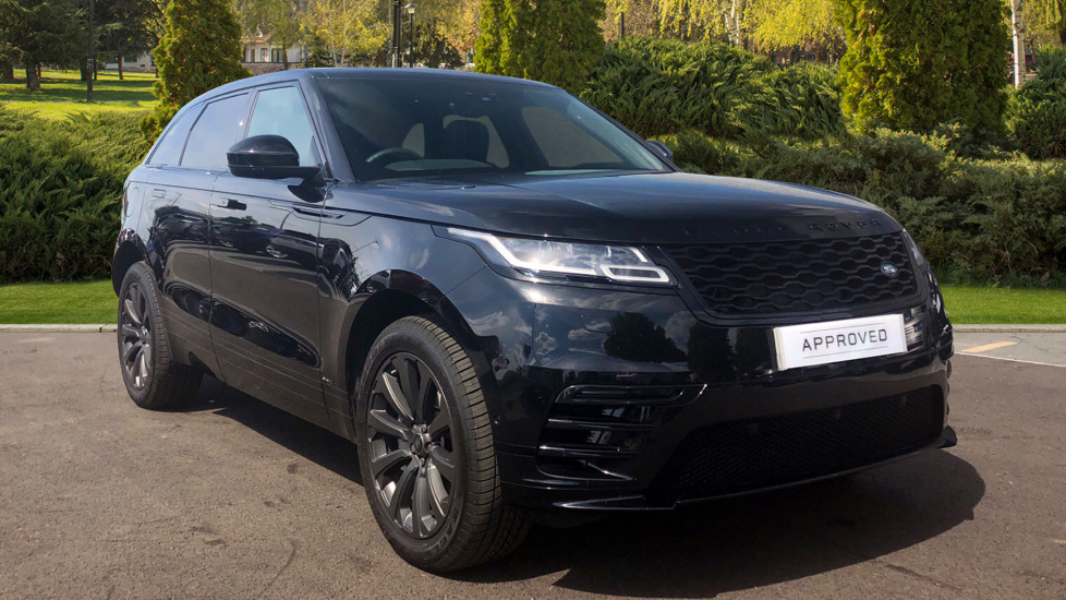 Land Rover Range Rover Velar 2.0 D240 R-Dynamic SE 5dr Diesel Automatic Estate (2019) at Land Rover Hatfield thumbnail image