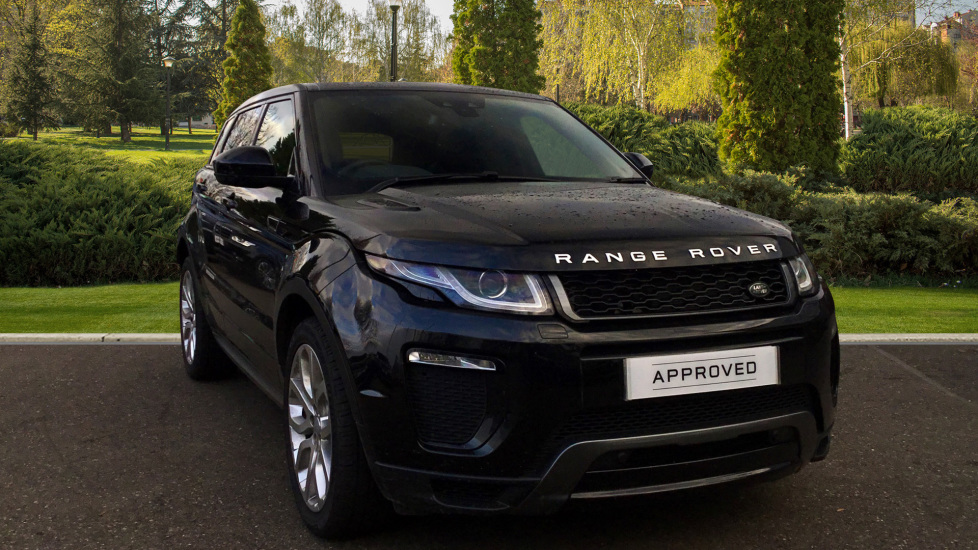 Land Rover Range Rover Evoque 2.0 TD4 HSE Dynamic 5dr Diesel Automatic Hatchback (2018) at Land Rover Hatfield thumbnail image