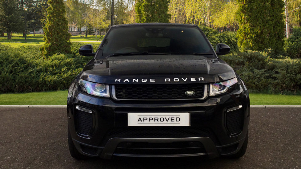 Land Rover Range Rover Evoque 2 0 TD4 HSE Dynamic 5dr Diesel Automatic  Hatchback (2018) at Land Rover Hatfield